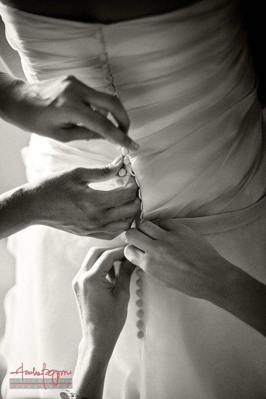 dettaglio vestito da sposa matrimonio Genova Quarto