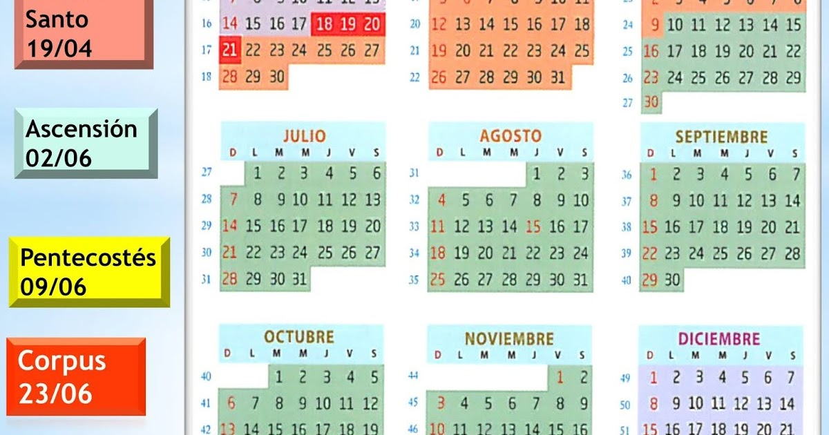 Calendario Liturgico 2020 2020.Calendario Liturgico 2019