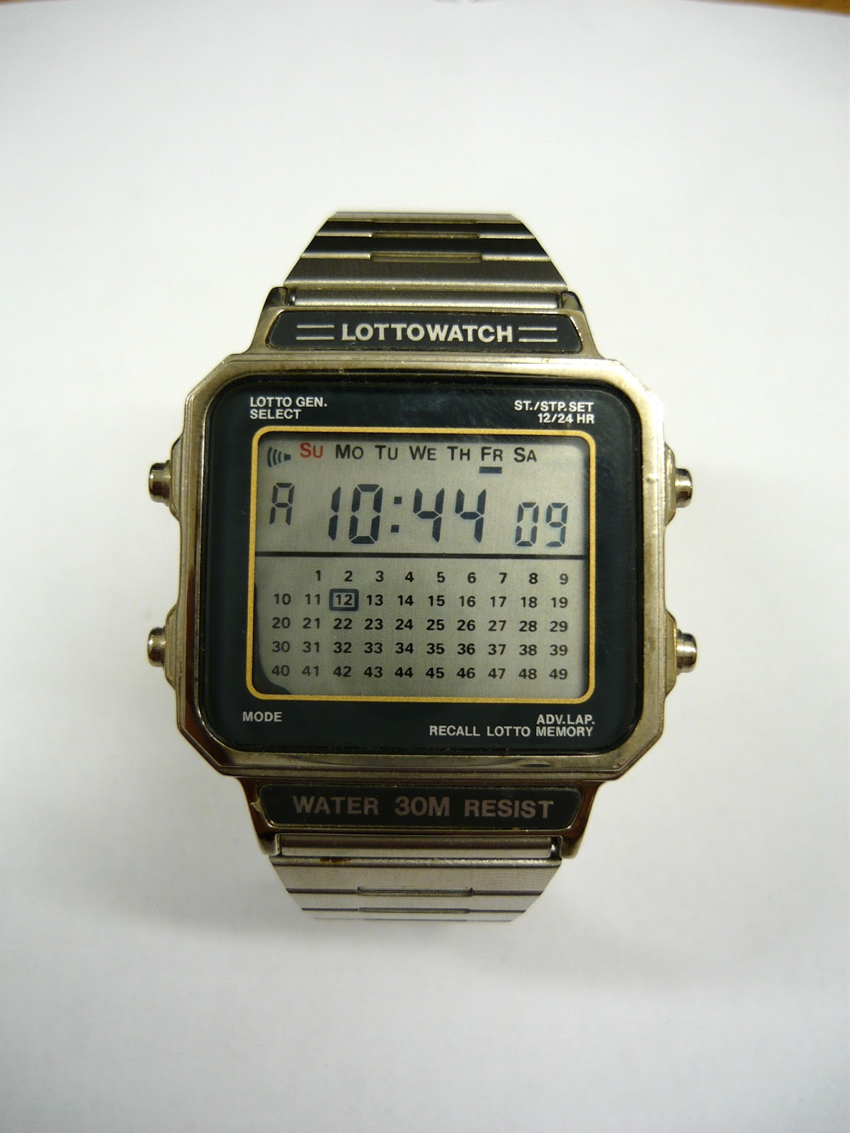 Lotto Watch WL-703