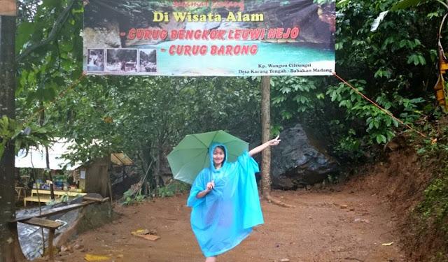 Wisata Curug Bengkok Leuwi Hejo Dan Barong Di Sentul Bogor