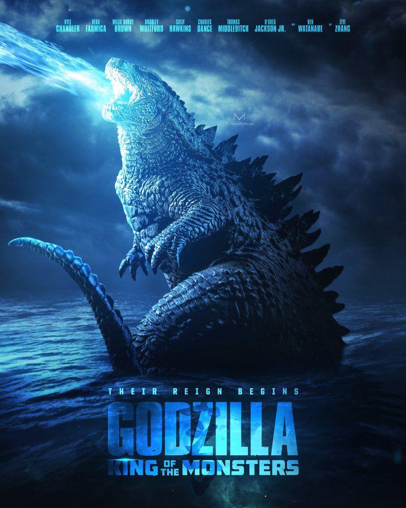 Xem Phim Chúa Tể Godzilla 2019