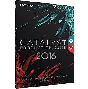 Baixar Sony Catalyst Production Suite 2016 + Ativação