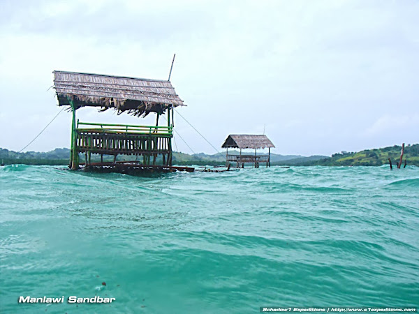 Manlawi Sandbar Lahuy Island - Caramoan Mapping Expedition - Schadow1 Expeditions
