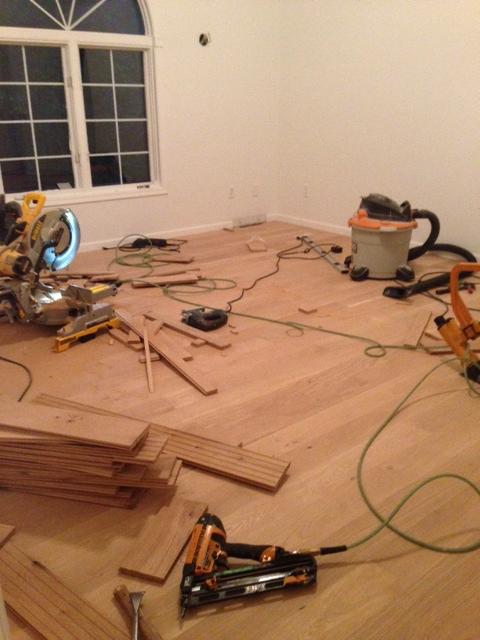 before of master bedroom in Hello Lovely Studio's fixer upper