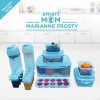 Dusdusan Smart Mom Marianne Frosty Set Of 11 ANDHIMIND