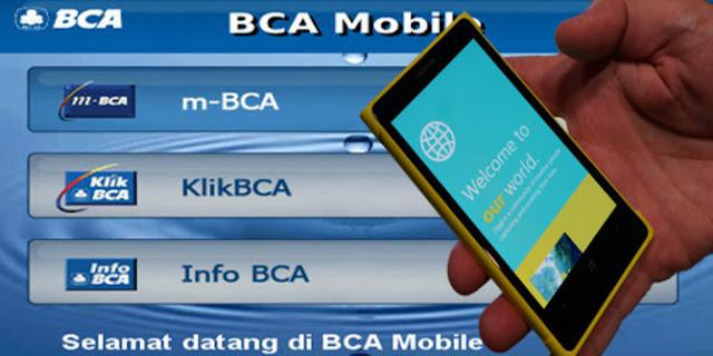 Cara Daftar BCA Mobile Banking Dan Cara Aktivasinya Di Hp Android