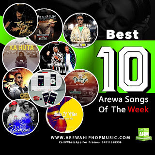 ​Check Out 10 Hottest Most Played/Downloaded Songs In Nigeria (November Edition)