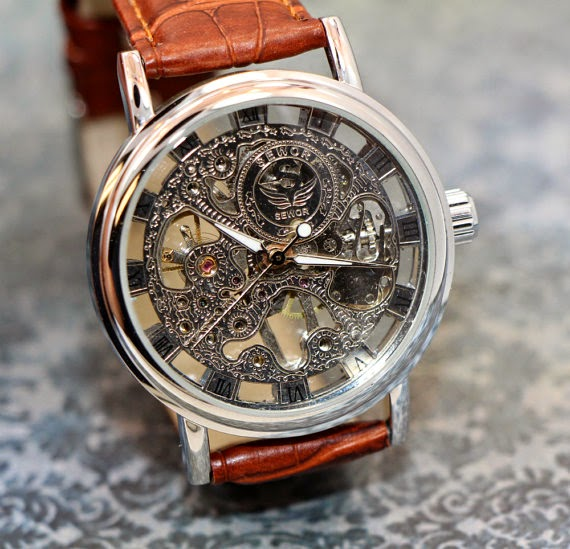I Came Across Another Unfamiliar Watch Brand On Etsy So I Decided To Do  Some Snooping Around. This Particular Watch Was Posted By User  SchimmelsShop Out Of ...