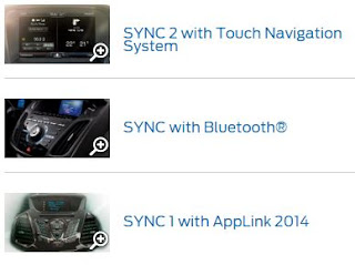 ford sync 2.0 sync 1 e sync applink ford
