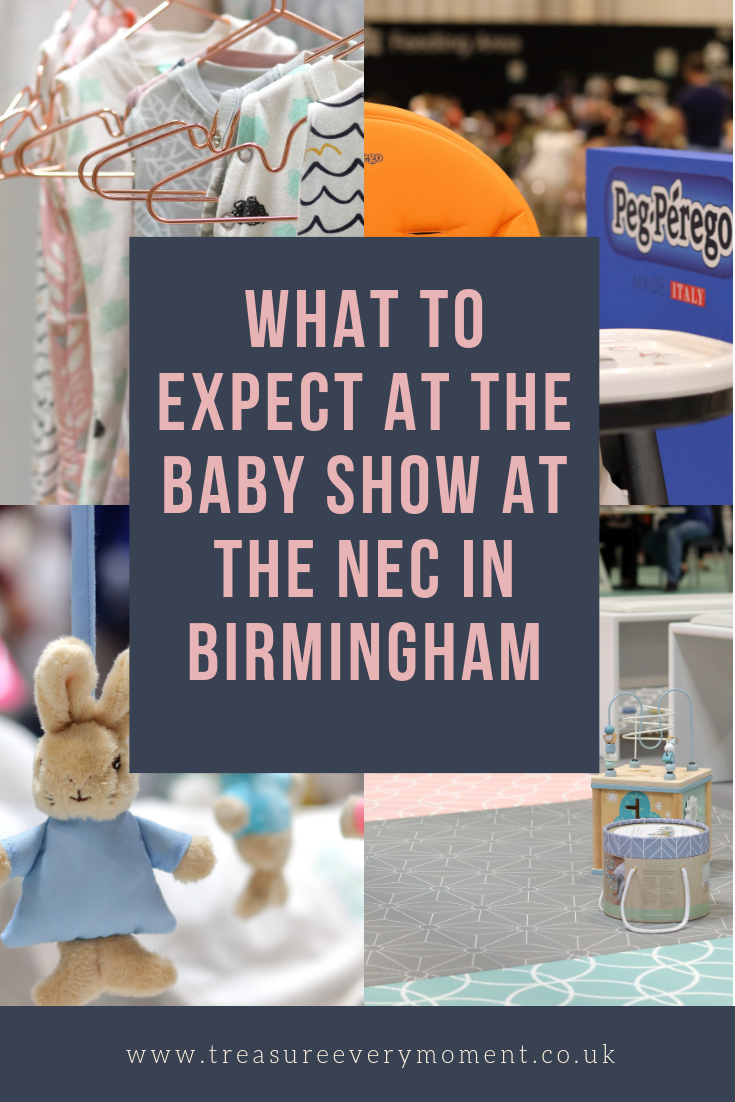 What to Expect at The Baby Show at the NEC in Birmingham