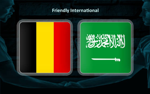 Belgium vs Saudi Arabia Full Match And Highlights
