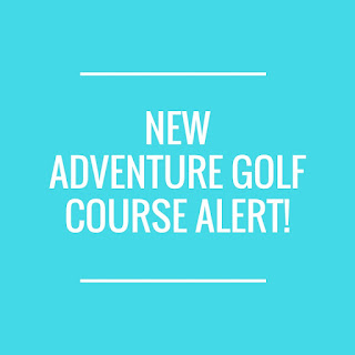 There's a new Adventure Golf course opening at Topgolf Surrey