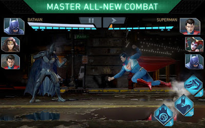 Injustice 2 v1.3.0 Mod Apk (God Mode + More)