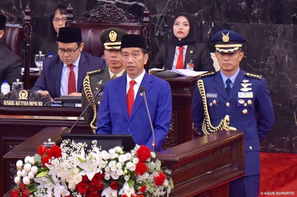Gaji PNS 2019 Pada Pidato Presiden