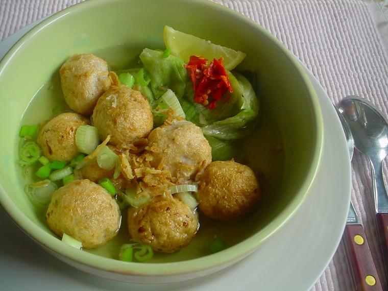 Resep Soup Baso Goreng ~ Aneka Resep Masakan