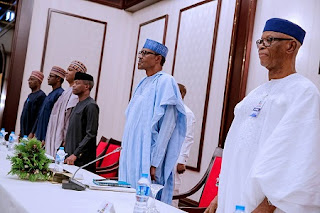 Tinubu Shunned APC Caucus Meeting In Aso Rock