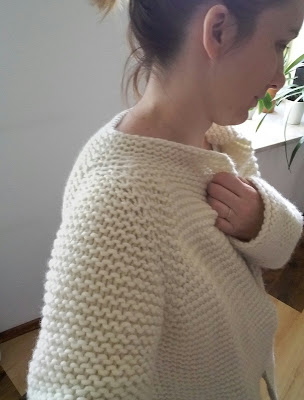 We are knitters Cardigan Martina tricot