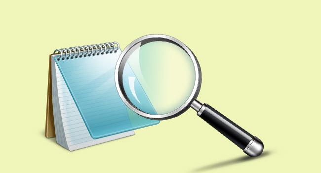 Not Defteri'nde Metin Yakınlaştırma Seviyesini Değiştirme- www.ceofix.com