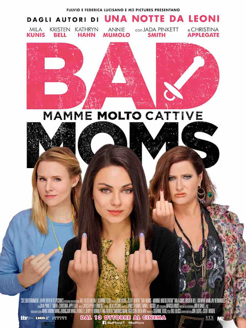 Bad Moms Senza Censura