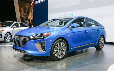 2017 hyundai ioniq hybrid widescreen resolution hd wallpaper