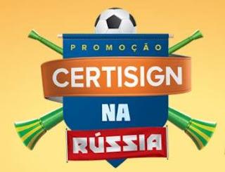 Cadastrar Promoção Certisign 2018 Na Rússia Ingressos Jogo Brasil