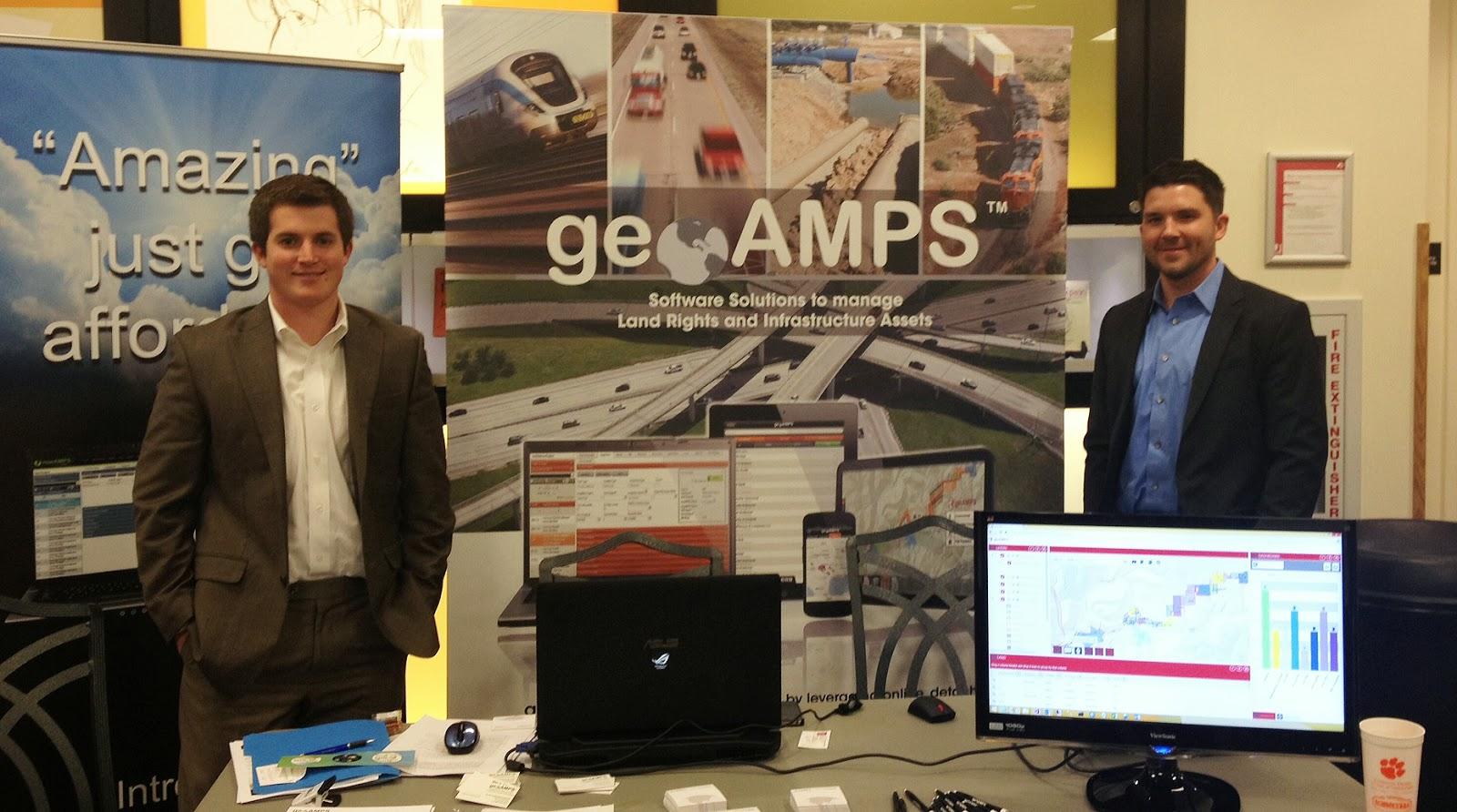 geoAMPS celebrates GIS Day