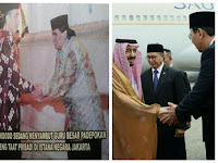 Jokowi Salaman dgn Dimas Kanjeng? Artinya Dimas Kanjeng Bukan Penipu Gitu?