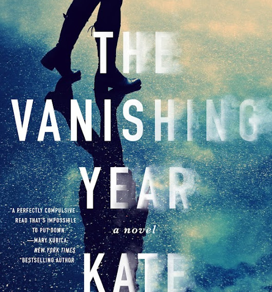 Blog Tour:: THE VANISHING YEAR by Kate Moretti