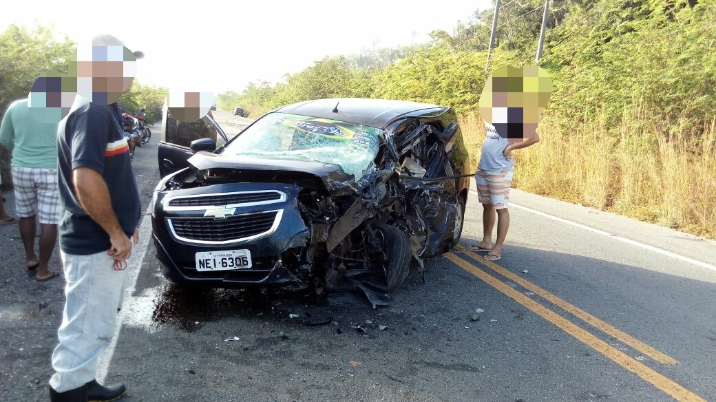 Matarromense morre em grave acidente próximo a Vargem Grande