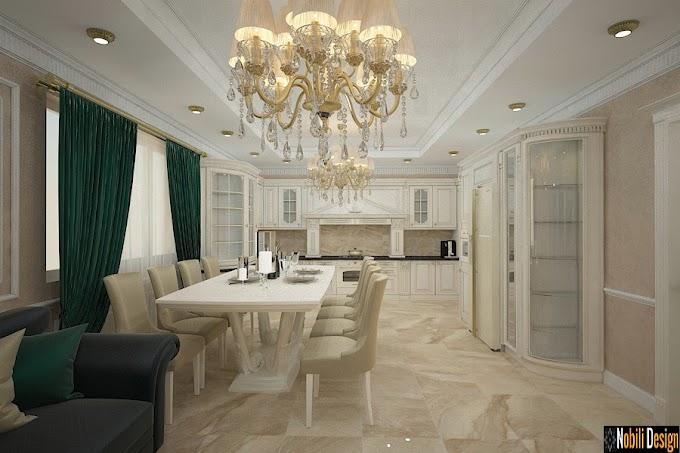 Design interior casa clasica cu etaj in Constanta - Arhitect designer interior Constanta