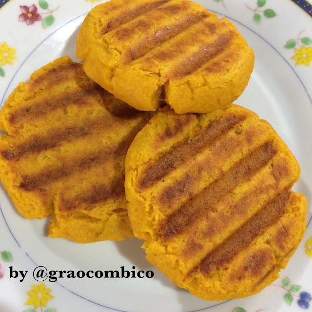 receita de panini vegano prático e sem glúten