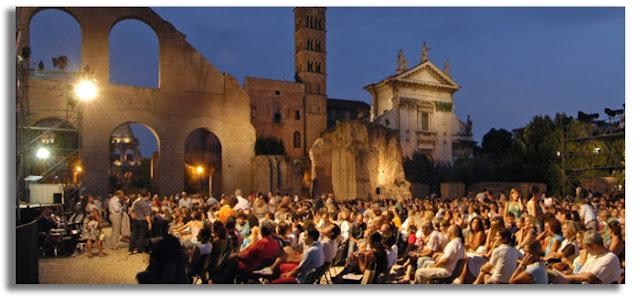 Roma - Basilica di Massenzio