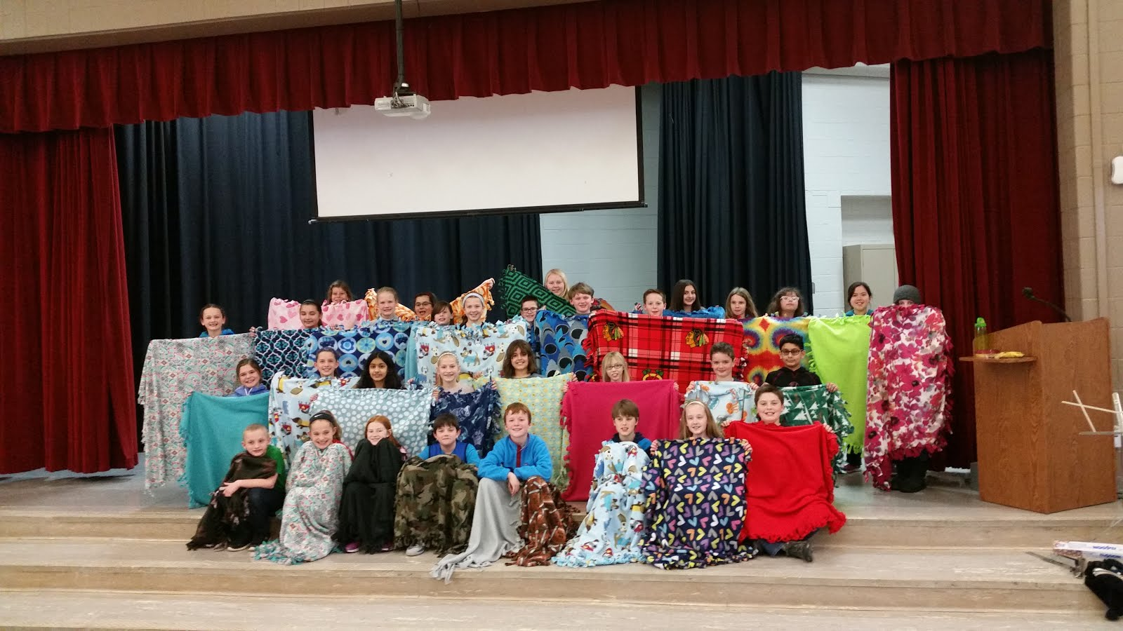 The Olive Branch: Quilt Donation to Northwestern Community