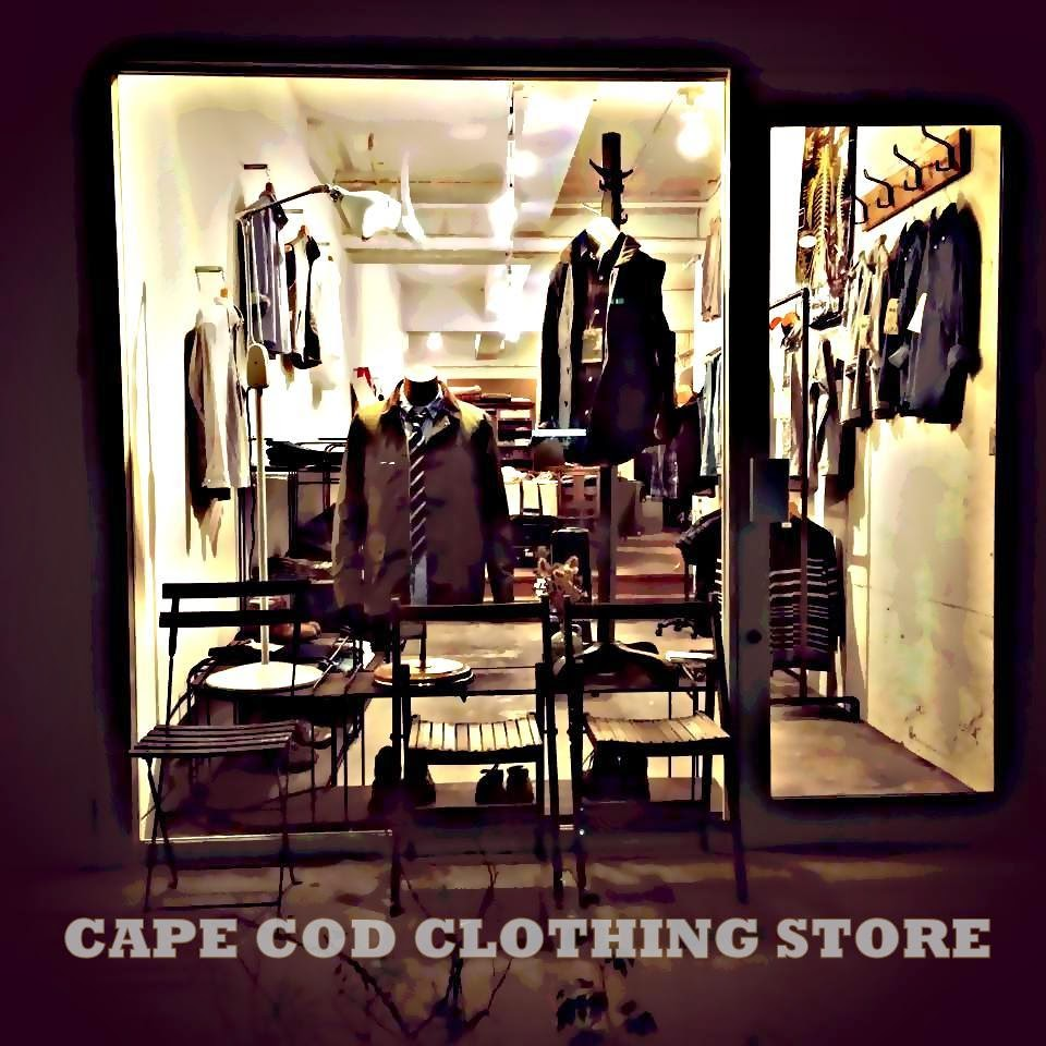 Cape cod clothing stores
