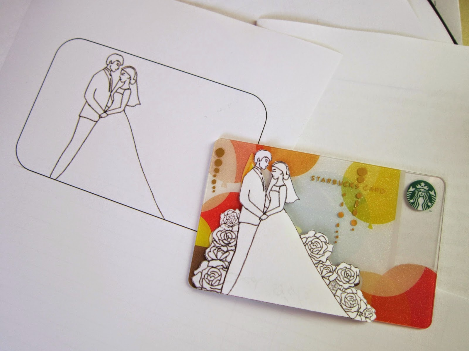 Wedding Gift Cards Online: Always Arty: Wedding Gift Card