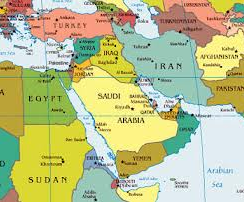 Middle East Map With Countries.Middle East Map Countries Regiions Pictures Middle East