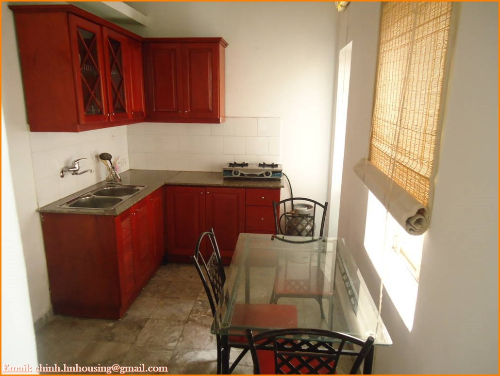 Apartment for rent in Hanoi : Rent cheap 1 bedroom ...