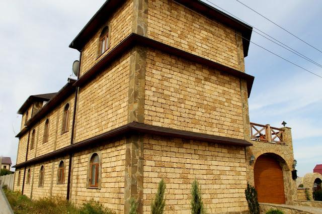 Проекты домов в Крыму из ракушки цены