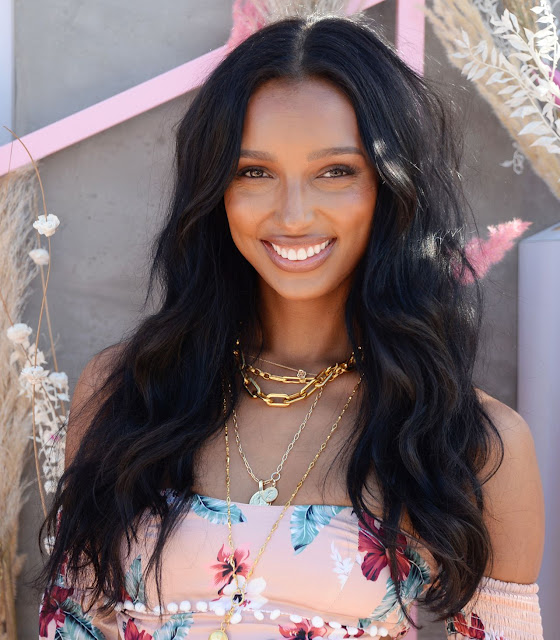 Jasmine Tookes – Revolve Party at Coachella Valley Music and Arts Festival in Indio