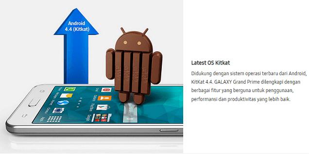 Stock Firmware Samsung Galaxy Grand Prime (SM-G530H)