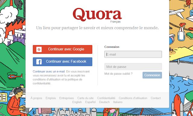موقع quora