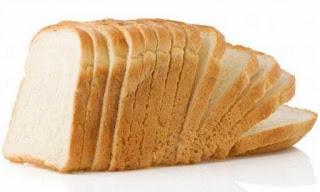 Dengan Memakai Roti Tawar