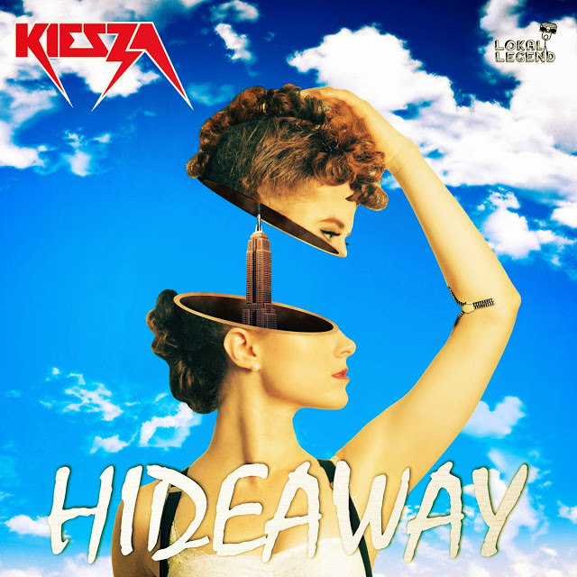 Dancentricity presents Kiesza and her dance music video to her song titled Hideaway