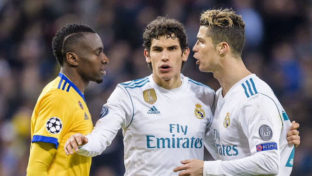Quand Blaise Matuidi chambre Cristiano Ronaldo