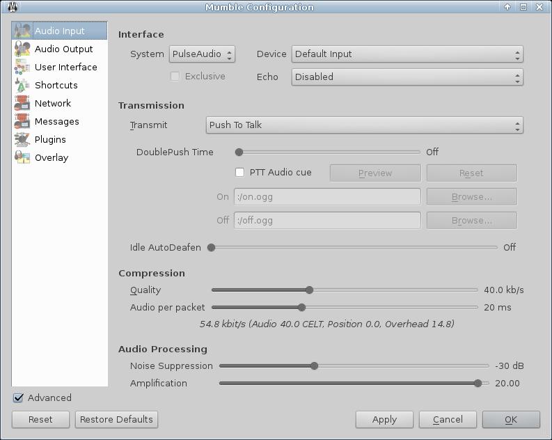 UbuntuHak: Install & Configure Mumble Server (Murmur) on Ubuntu