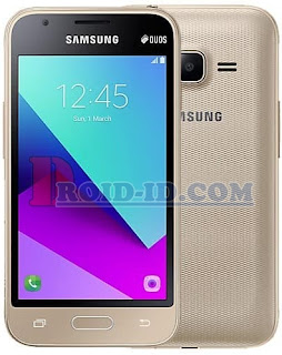 Cara Flashing Samsung Galaxy V2 SM-J106