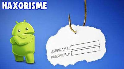 cara membuat web phising di android