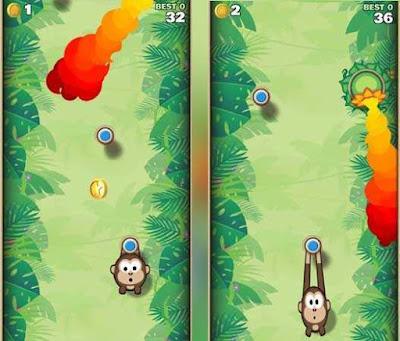 Download Sling Kong Game Hewan Memanjat Yang Lucu Terbaru 2016