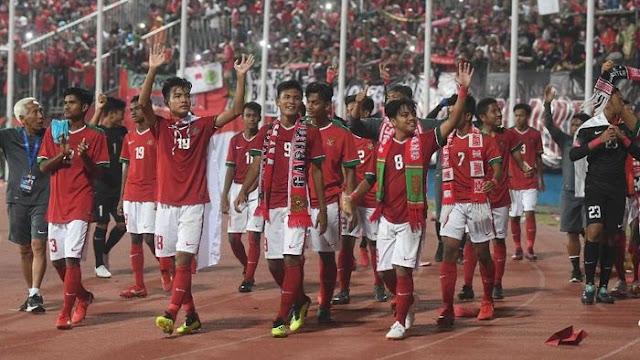 Indonesia Ditunjuk Jadi Tuan Rumah Kualifikasi Piala Asia U-16 2020