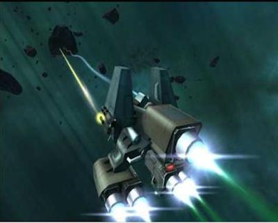 星際之狼(Star Wolves),太空3D角色扮演RPG!